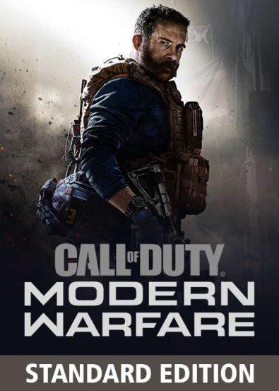 Call of Duty Modern Warfare standard Edition