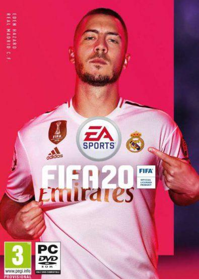 خرید بازی FIFA 20 Standrad Edition